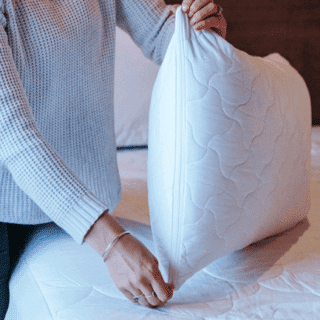 Tencel-quilted-pillow-protector