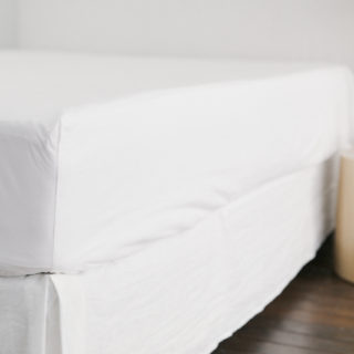 ecoLinen-organic-cotton-fitted-sheet-white